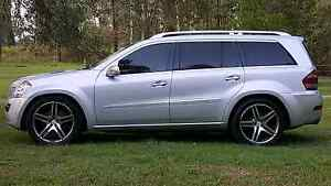7 SEAT - MERCEDES BENZ GL320CDi DIESEL Tamborine Ipswich South Preview