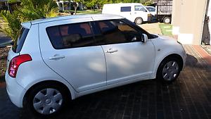 2010 Suzuki swift Darley Moorabool Area Preview