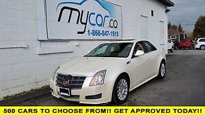2011 Cadillac CTS 3.0