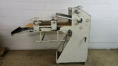 Acme Model 8 Dough Rollersheeter Double Pass Conveyor 115 Volts 1 Phase Tested