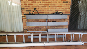 Caddy rack,roller ladder rack and ladder St Clair Penrith Area Preview