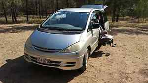 Toyota Estima 3.0G Van plus electric wheelchair Texas Inverell Area Preview