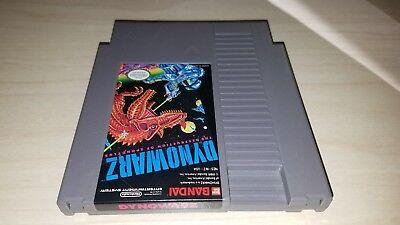 Dynowarz: The Destruction of Spondylus Nintendo NES Cart Only