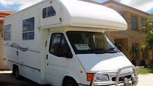 FORD TRANSIT MOTOR HOME - 6 berth Mindarie Wanneroo Area Preview