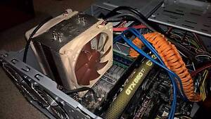 Q6700, 8gb of ram, 560ti, psu, hdd, mobo and good noctua cooler Bellbowrie Brisbane North West Preview