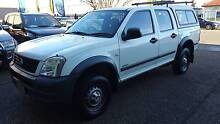 2003 Holden Rodeo LX RA Dual Cab Ute Automatic Waratah Newcastle Area Preview