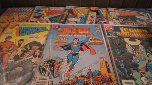 Legion of Super-Heroes, DC Comics 1977 and later, SELECT YOUR ISSUE! 40 ISSUES!