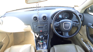 2005 Audi A3 2.0L FSI Luxury Sportsback Blacktown Blacktown Area Preview