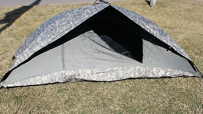 Digital Tent (US Army Military Tent Universal Improved Combat Shelter ACU Digital,)
