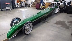 Rear Engine 240 Hard Tail Dragster