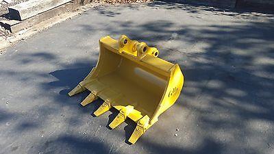 New 30 Caterpillar 302.4 302.5 302.5c 302.7d Heavy Duty Excavator Bucket