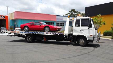Tow Truck Tilt Tray Towing 0 Brisbane Cash For Cars Brisbane South West Preview
