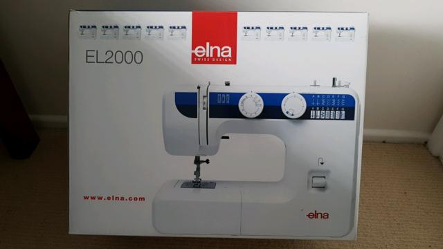 BARGAIN ELNA SEWING MACHINE Sewing Machines Gumtree Australia Interesting Elna 2000 Sewing Machine