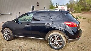 2009 Nissan Murano FOR PARTS