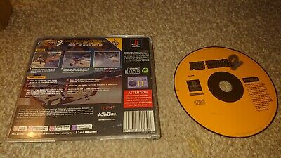 Tony Hawk's Pro Skater 2 (Sony PlayStation 1, 1999)