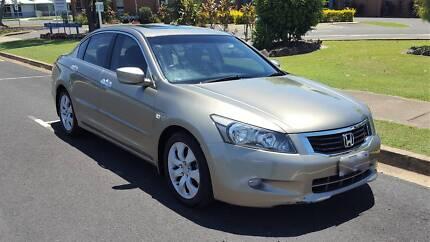 Cheap sale *2008 Honda Accord* *Low Kms* *Luxury & sport Model*