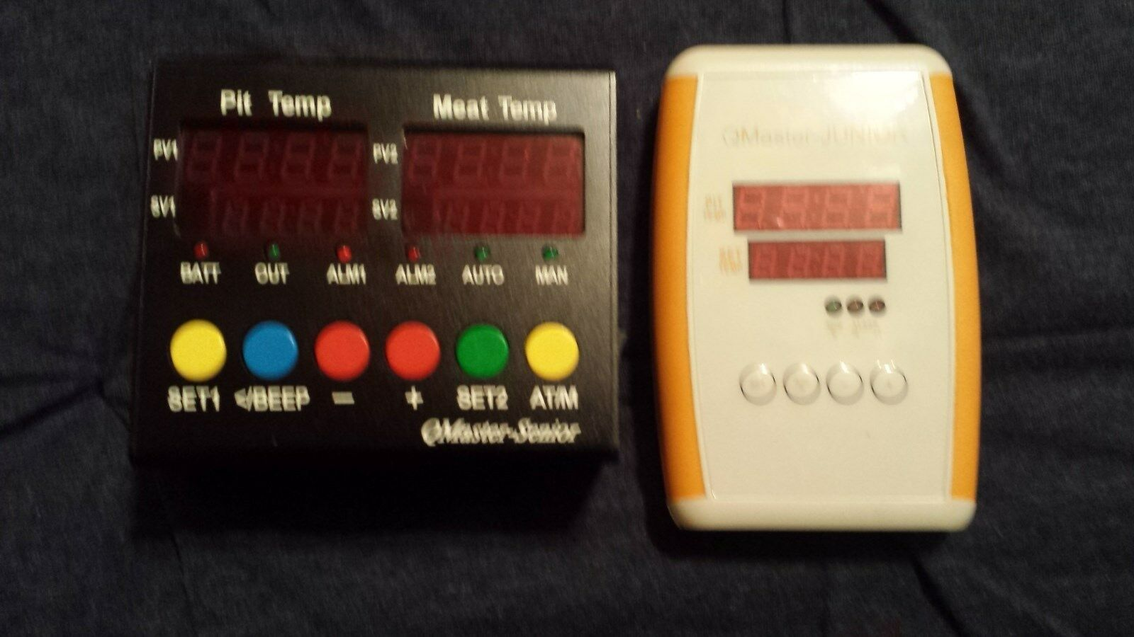QMaster Meat Probe Senior Auto. Temp. Controllers ATC