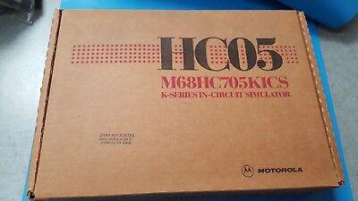 M68hc705kics Hc05 K-series In-circuit Simulator Motorola
