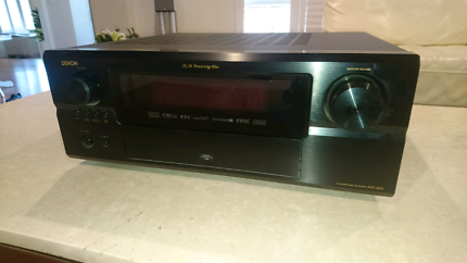 Denon 7.1 channel AV Receiver AVR-3805