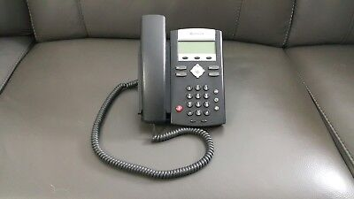 Polycom Soundpoint Ip 320 Sip Phone No Power Adapter Included