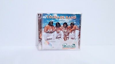 Courage Band - Miami Dolphins  New CD *FREE FAST SHIPPING*