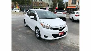 2014 Toyota Yaris LE   BLUETOOTH   1 OWNER