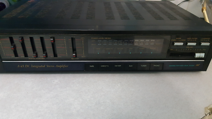 teac  stereo amplifier