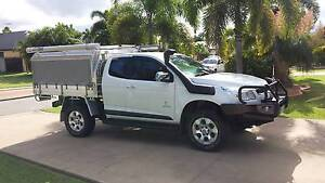2013 Holden Colorado Space Cab Chassis Condon Townsville Surrounds Preview
