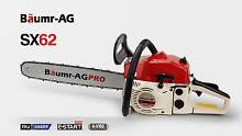 CHAINSAW  BRAND  NEW  BAUMR  AG  SX 62 Melton Melton Area Preview