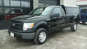 2014 Ford F-150 XL, 4X4, V6, A/C, CRUISE, Bluetooth