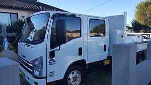 Isuzu NPR 300 AMT dual cab tipper Sydney City Inner Sydney Preview