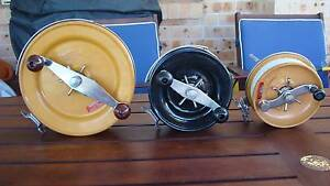 Assorted fishing reels Umina Beach Gosford Area Preview