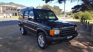 Landrover Discovery Series II V8 2001 Safety Beach Mornington Peninsula Preview