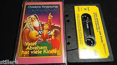 CHRISTLICHE KINDERSONGS II *CHRISTLICHES MC TAPE*JOY LABEL*NEUWERTIG* (Kinder, Christliche Musik)