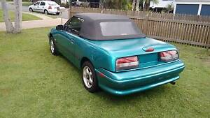 Ford Capri Convertible Soft Top Complete & Tail Lights Deception Bay Caboolture Area Preview