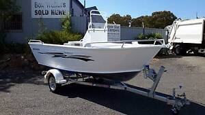 New BROOKER 420 CENTRE CONSOLE SPECIAL Fyshwick South Canberra Preview