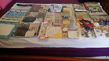 LARGE SCRAPBOOKING COMBO Lawnton Pine Rivers Area Preview