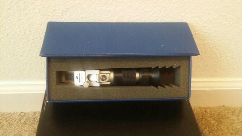 Copeland 998-RMET-00 Refractometer Japan w/Case *FREE SHIPPING*