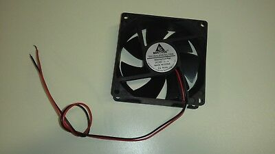 48v Cnc Electronic Case Cooling Fan 80mm Perfect For Gecko G540