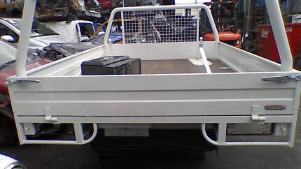 2017 SINGLE CAB HILUX STEEL TRAY (DURATRAY) FITS MOST SINGLE CABS