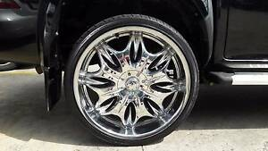 24 inch Chrome Rims South Melbourne Port Phillip Preview