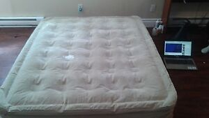 Electrically Inflatable Air Matress