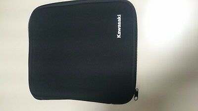 KAWASAKI GENUINE DOCUMENT WALLET PAPERWORK HOLDER