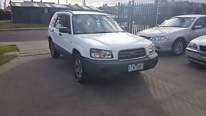 2005 Subaru Forester Wagon Auto LOW KMS Williamstown North Hobsons Bay Area Preview