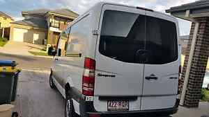 D2011 Mercedes sprinter van 313cdi manual with rego and rwc Laverton Wyndham Area Preview