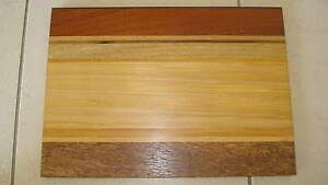 Unique Multi Colour Timber Chopping Board / Cheese Platter Beaudesert Ipswich South Preview