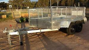 heavy duty tandem trailer 10 x 6 Bairnsdale East Gippsland Preview