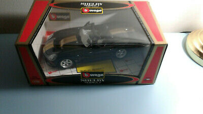 1:18 BURAGO SHELBY SERIES 1 COD.33023 GOLD COLLECTION IN SCATOLA