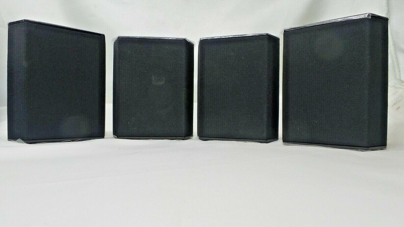 Samsung Surround Sound Speaker System PS-FS1-1 4 Speaker Set