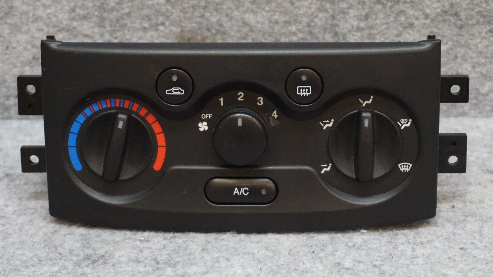 Used Daewoo A/C and Heater Controls for Sale